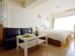 5 beds, Namba Cozy Apartment portable WiFi - Osaka vacation rentals