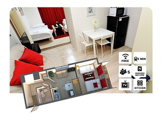 TMD#6 Shinsaibashi&Namba Location!! - Osaka vacation rentals