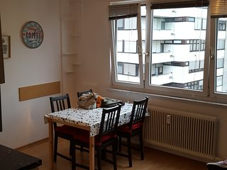 Cozy Apartment near Central station - Salzburg vacation rentals