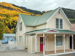 Beautiful 3 bedroom House in Telluride with Deck - Telluride vacation rentals