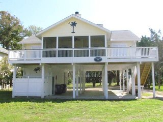 "1707 Catherine St - ""Top Crop"" - Edisto Beach vacation rentals"