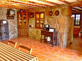Charming stone house in delightful place - Outeirino vacation rentals
