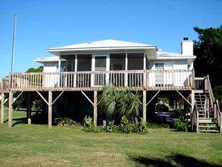 "3606 Yacht Club Rd - ""Sandy Bobcat""` - Edisto Beach vacation rentals"