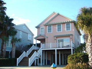 "3804B Scott Creek Dr - ""Creekin'"" - Edisto Beach vacation rentals"