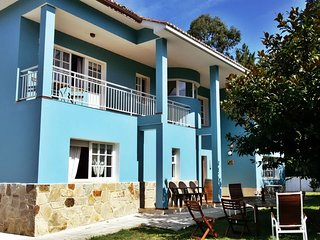 Spacious villa with amazing garden near the beach and Sada - Sada vacation rentals
