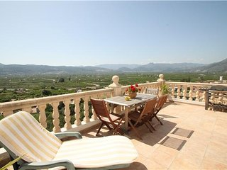 Spacious villa for two families - Sanet y Negrals vacation rentals