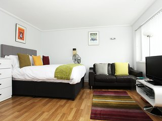Globe Apartments - Albert Street, Camden - Studio - London vacation rentals