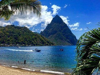 Air Condition Apartment near Beach - Soufriere vacation rentals