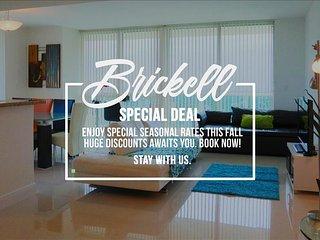 MIAMI -  Downtown Brickell 2 Bedroom Luxury Suite - Miami vacation rentals