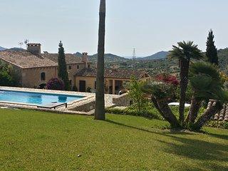 "Schitterende Familie Finca ""Xiclati"" - Son Cervera vacation rentals"
