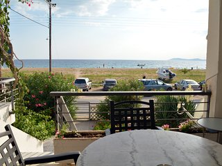 Aris Toroni maisonette front of the beach - Toroni vacation rentals