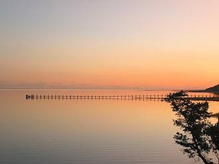 PEARCES WATERFRONT LODGE on the Sea, Quinby, Va. - Quinby vacation rentals