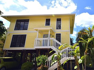Beach side stilted home in Sunset Captiva - Captiva Island vacation rentals