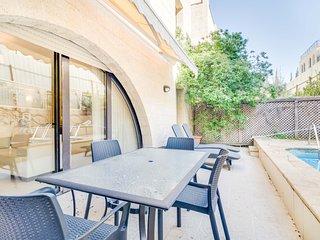 Mamilla  Pool - Yismach Melech 33 Apt 2 - Jerusalem vacation rentals