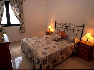 Beautiful Aparthotel 1B 20meters from beach Bajo C - Giniginamar vacation rentals