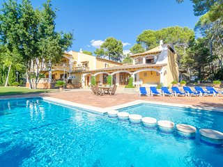 PINAR DE SON POU - Villa for 12 people in Sant Jordi - Sant Jordi vacation rentals