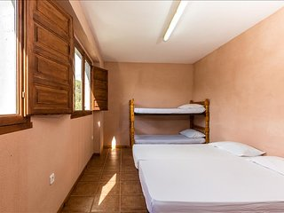 Alberg La Solana - B11 - Quadruple Room (4 Adults) - Salas de Pallars vacation rentals