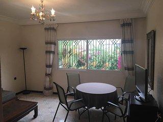Beach Side Cozy 2 bedrooms Villa Ref 1082 - Agadir vacation rentals