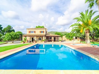 CAN BOSCO 12 - Villa for 12 people in Son Carrió - Sa Coma vacation rentals