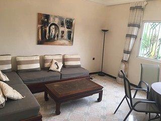 Beach Side 4 Bedrooms Luxurious Villa Ref 1085 - Agadir vacation rentals