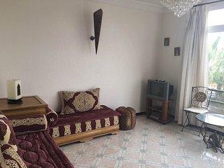 Beach Side Charming 2 bedrooms Villa Ref 1084 - Agadir vacation rentals