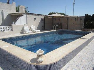 3 Bedroom Villa + Private Pool + Near Villamartin - San Miguel de Salinas vacation rentals