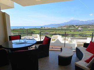 Modern Penthouse apartment with  sea view - Makry-Gialos vacation rentals