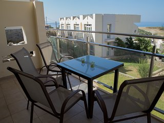 Mezzanine Apartment with garden view - Makry-Gialos vacation rentals