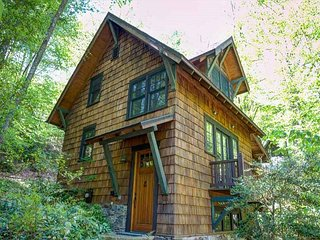 2 bedroom House with Deck in Black Mountain - Black Mountain vacation rentals