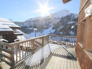 6 bedroom Chalet with Internet Access in Tignes - Tignes vacation rentals