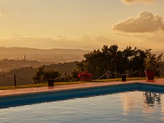Villa Cristina, your wonderful Tuscan dream !! - Arezzo vacation rentals