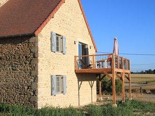 Gîte met fantastisch uitzicht - G3 - Lussat vacation rentals