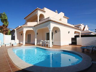 The villa with private pool - Carvoeiro vacation rentals