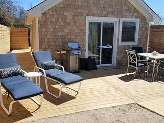 Brand new affordable beach cottage , located directly on the beach! - Wading River vacation rentals