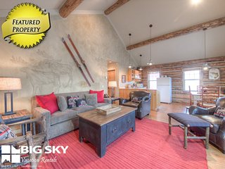 Big Sky Moonlight Basin | Cowboy Heaven Cabin 7 Rustic Ridge - Big Sky vacation rentals