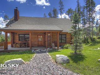 Big Sky Resort | Powder Ridge Cabin 4 Red Cloud - Big Sky vacation rentals
