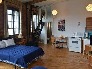 York Studio in High Park North - Toronto vacation rentals