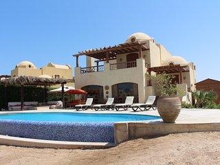 Villa Azure-luxury family villa, private pool - El Gouna vacation rentals