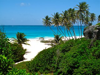 Ocean view 3 bedroom apartment in Barbados - Bel Air vacation rentals