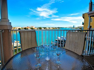 Harborview Grande 406 Waterfront 3 bedroom, 2 bath Condo | New Pictures! - Clearwater Beach vacation rentals