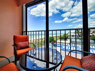 Reef Club  201 Fantastic Beach View Condo - Indian Rocks Beach vacation rentals