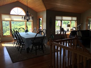 Beautiful Home in Resort Core with Hot Tub & VIEW! - Galena vacation rentals