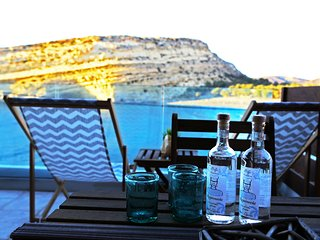 Matala Caves seafront apartment - Matala vacation rentals