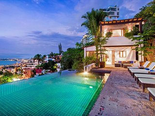 Villa Lucia, Sleeps 8 - Puerto Vallarta vacation rentals