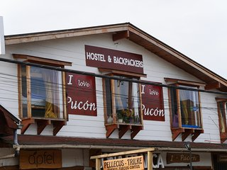 I love Pucon Hostel & Backpackers -Tourism Agency - Pucon vacation rentals
