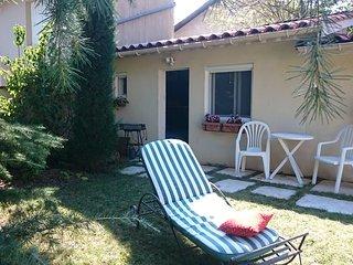 studette indépendante dans grand jardin arboré - Saint-Genis-Laval vacation rentals