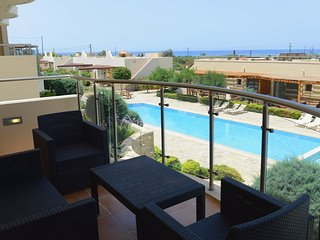 Luxury Two Bedroom Townhouse - Makry-Gialos vacation rentals