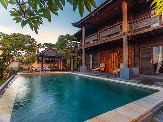 4 BR Wooden Villa with Private Pool - The Kawan - Kedonganan vacation rentals