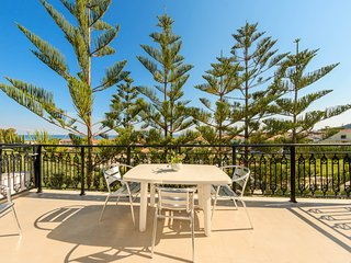 Three Bedroom Apartment with Panoramic View - Argassi vacation rentals