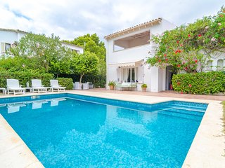 CAN FERRO - Villa for 6 people in Cala Blava - Cala Blava vacation rentals